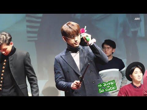 171015 GOT7 신촌팬사인회_3.내일없는 막내즈(feat.진영이 잘생겼어~) (Eng sub_fancam/JB,Jinyoung,Youngjae,Bambam,Yugyeom)
