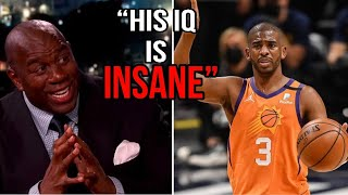 NBA Legends And Players Explain How SCARY GOOD Chris Paul Is