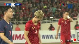 Trực tiếp bóng đá Việt Nam - Thái Lan hôm nay 19/11/2019