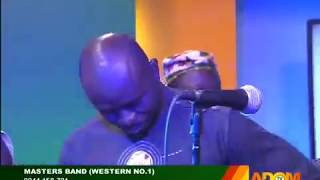 Ampofo Agyei's Live Performance - Badwam Special Founders' Day Edition on Adom TV (21-9-17)