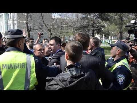 Видео НикВести: Царева побили в Николаеве