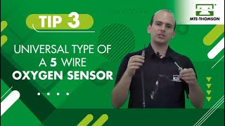 TIP 03 – Universal type of a 5 wire oxygen sensor