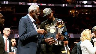 Kevin Durant's Best Access | 2018 NBA Finals Celebration