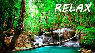 Relaxing Music and Soothing Water Sounds 2 🔴 Sleep 24/7 BGM Relaxation