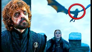 Lo que No te Diste Cuenta Trailer Juego de Tronos Temporada 8!! Analisis