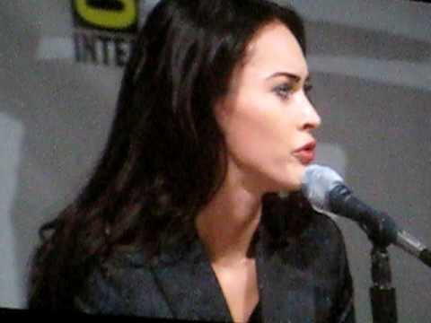 Megan Fox, talking about her character in Jonah Hex - YouTube