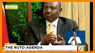 DP Ruto: In the event Jubilee is not available, we will opt for UDA