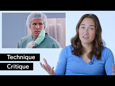 Surgical Resident Breaks Down 49 Medical Scenes From Film & TV | WIRED