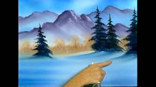 The Joy of Painting S13E11 Cabin Hideaway