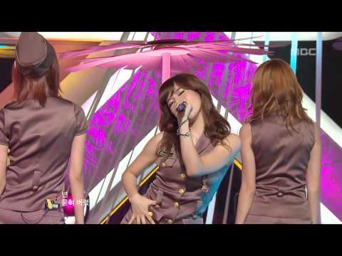 Girls' Generation - Genie, 소녀시대 - 소원을 말해봐, Music Core 20090711