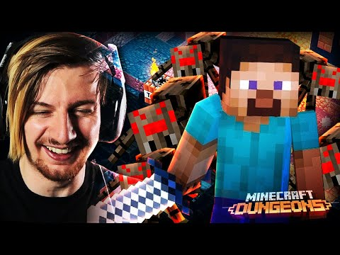 THIS GAME IS AWESOME!! | Minecraft Dungeons