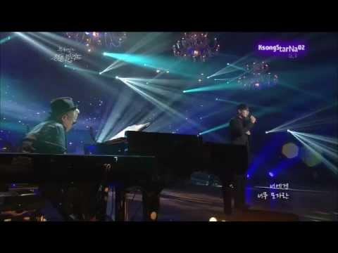 Sung Si Kyung - 너의 뒤에서 + 그대 내게 다시 (2012.10)