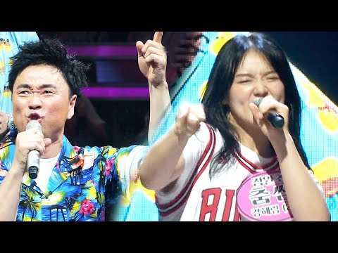 클론과 판듀 5인, 여름 더위 날릴 시원한 무대 '쿵따리 샤바라' 《Fantastic Duo 2》 판타스틱 듀오 2 EP17