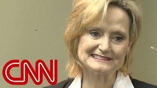 Senator deflects over 'public hanging' comment