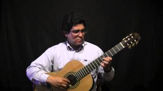 """Meditation 14"", Rafael Scarfullery, Therapeutic & Relaxing Guitar Music, Charlottesville, Virginia"