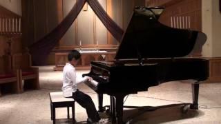 Zachary Wu, Piano