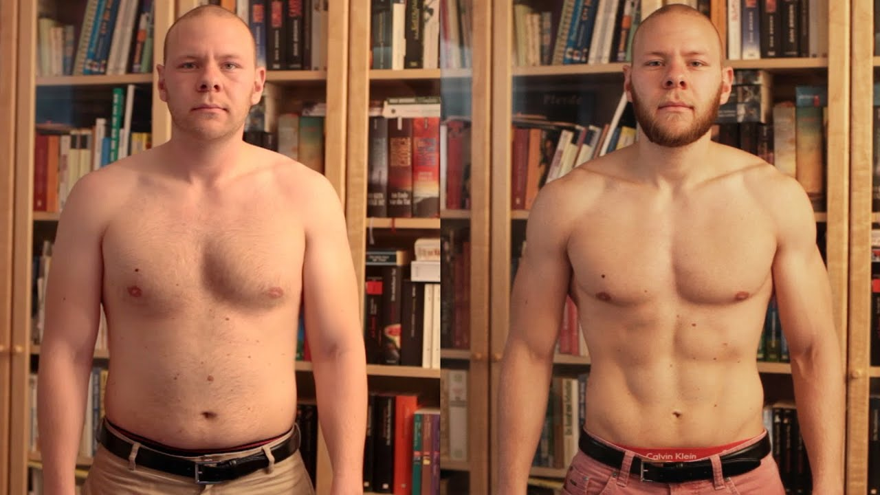 15 Weeks Body Transformation Freeletics Youtube