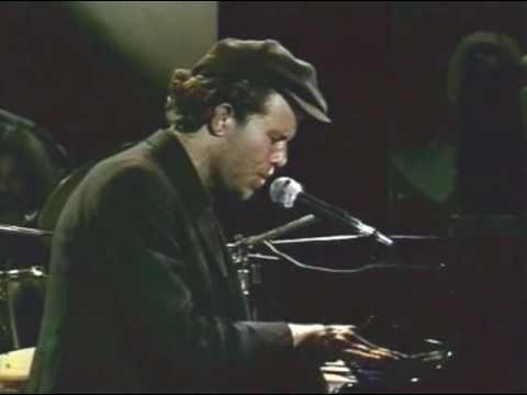 Tom Waits. Waltzing Matilda [aka: Tom Traubert's Blues] Live at Rockpalast 1977.