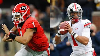 Justin Fields    Career College Highlights