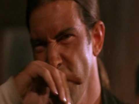Desperado .Antonio Banderas . El mariachi trilogy