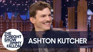 Ashton Kutcher Reveals How Adele Might Be Responsible for His Spiteful Mustache