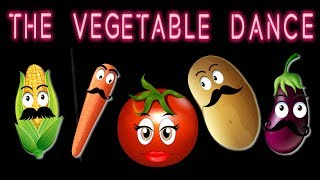 Vegetable Dance - with The Dancing Vegetables