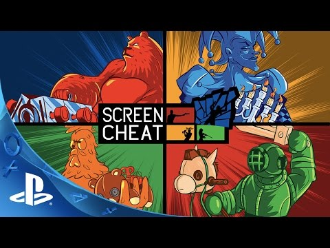 Screencheat Trailer
