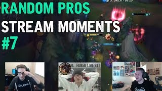 Random Pros Stream Moments #7 - TILTED TO THE MAX!