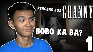 GRANNY THE BUN BUN | GRANNY - Part 1 #Tagalog