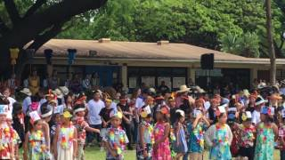 Pearl Harbor Elementary May Day
