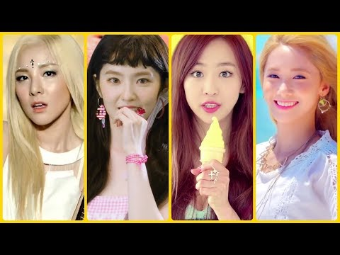 History of Popular Summer KPop Female Songs (Collab w/ DareDB)