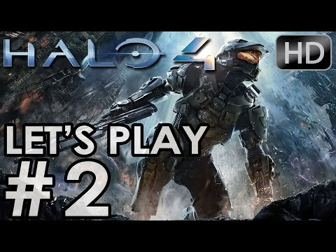 HALO 4 - Let's play épisode #2 [Xbox360] - YouTube