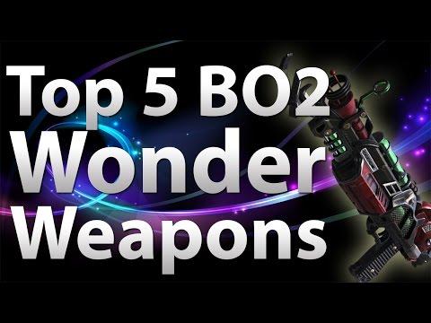 'TOP 5' Wonder Weapons in