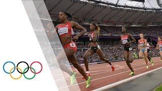Women's 800m final - Full Replay   London 2012 Olympics