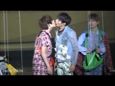 ★ 2min moments @ SHINee World II (Seoul)