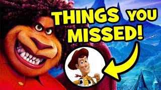 TOP 50 Easter Eggs In Pixar's ONWARD