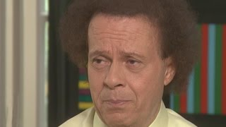 EXCLUSIVE: Richard Simmons Speaks Out on Where He's Been, Tells Fans Not to Worry