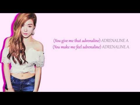 Adrenaline - Taetiseo Colour Coded Lyrics (HAN/ROM/ENG)