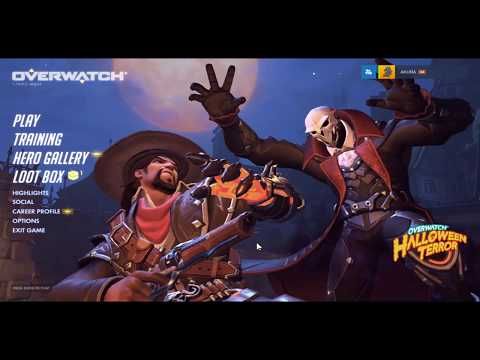 Overwatch Game Play on AMD R5 1600 + Quadro K620 Streaming