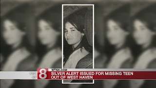 Silver Alert issued for missing 13-year-old West Haven girl
