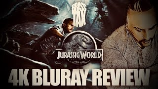 Jurassic World 4K Bluray Review | Jurassic Park Collection 4K