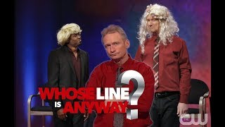 Whose line is it anyway? — Best Scenes of Ryan Stiles #5