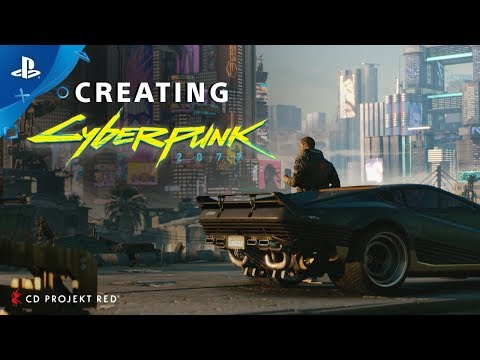 Cyberpunk 2077  and the future of CDPR | PS4