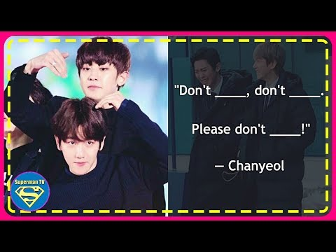 Fans Are Wondering What EXO Chanyeol And Baekhyun Are Really Like After Their Latest Interaction