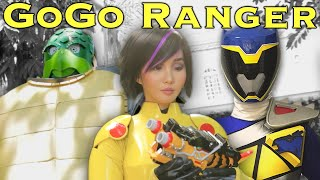 GoGo Power Ranger - feat. Alodia Gosiengfiao [FAN FILM] Power Rangers | Big Hero 6