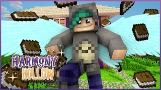I CAN FLY ON THE SERVER?- Minecraft: Harmony Hollow SMP - S4 Ep.8