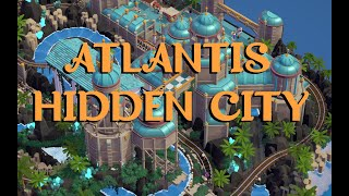 Atlantis - Hidden City (Parkitect)