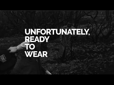 Unfortunately, Ready to Wear: a concept collection by Luka Sabbat