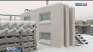В Омске планируют сильно увеличить темпы ввода нового жилья
