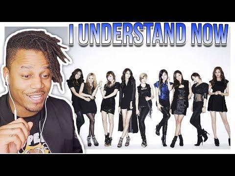 TBT: Reacting To Girls' Generation 소녀시대 'I GOT A BOY' MV